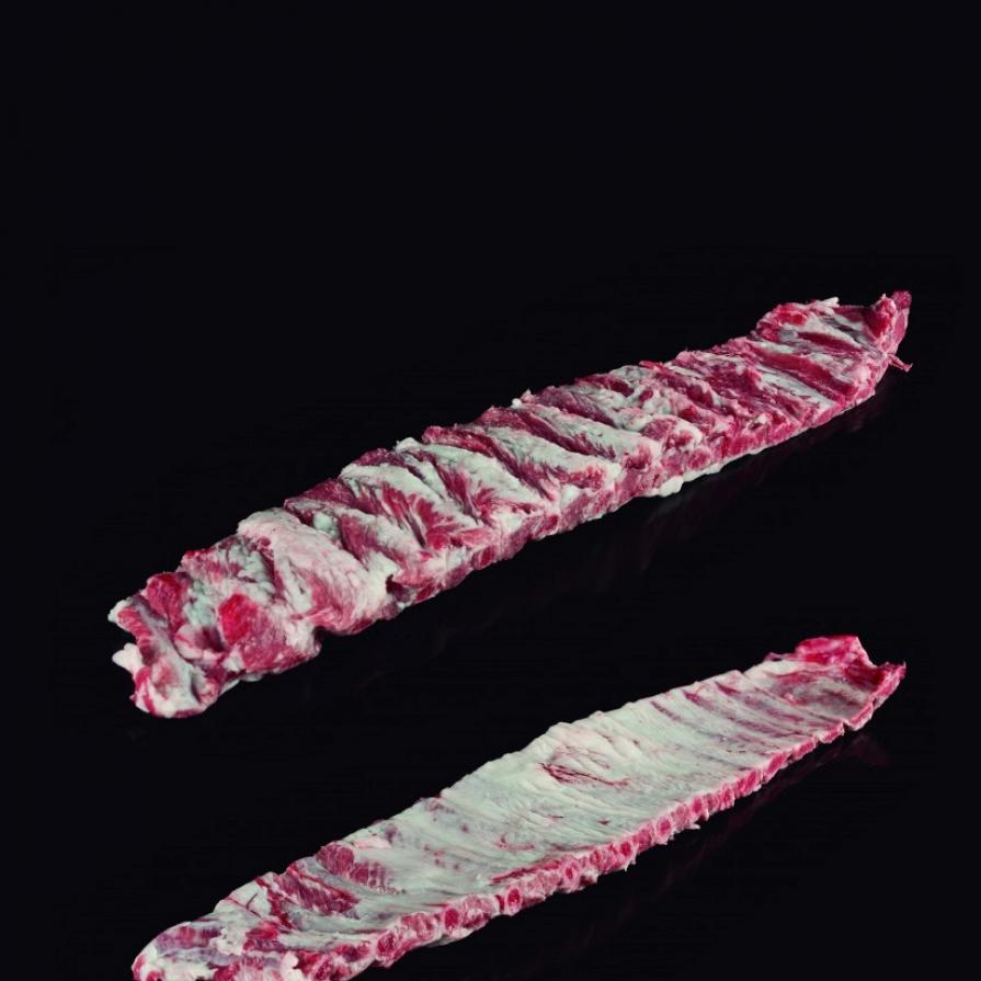 Fresh Iberian Pork Loin Ribs