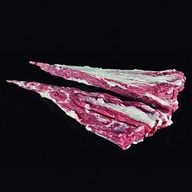 Свежий кончик корейки иберийской свиньи «Pluma»