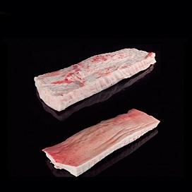 Замороженные вырезки сала иберийской свиньи + 3