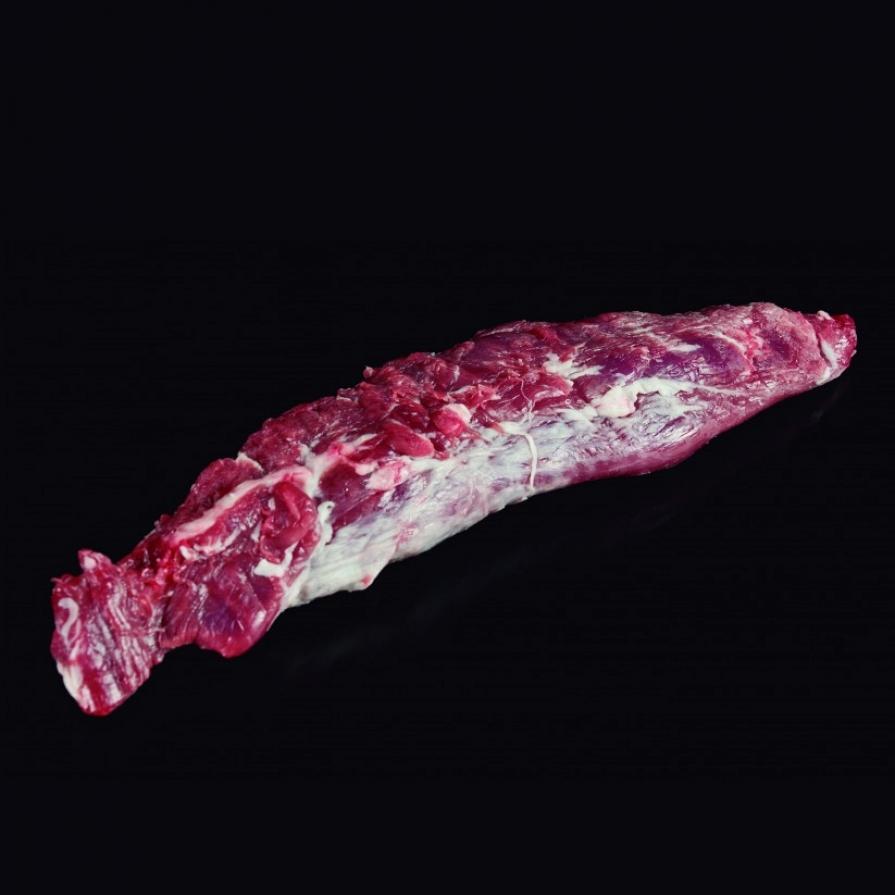 Frisches Filet des iberischen Schweins