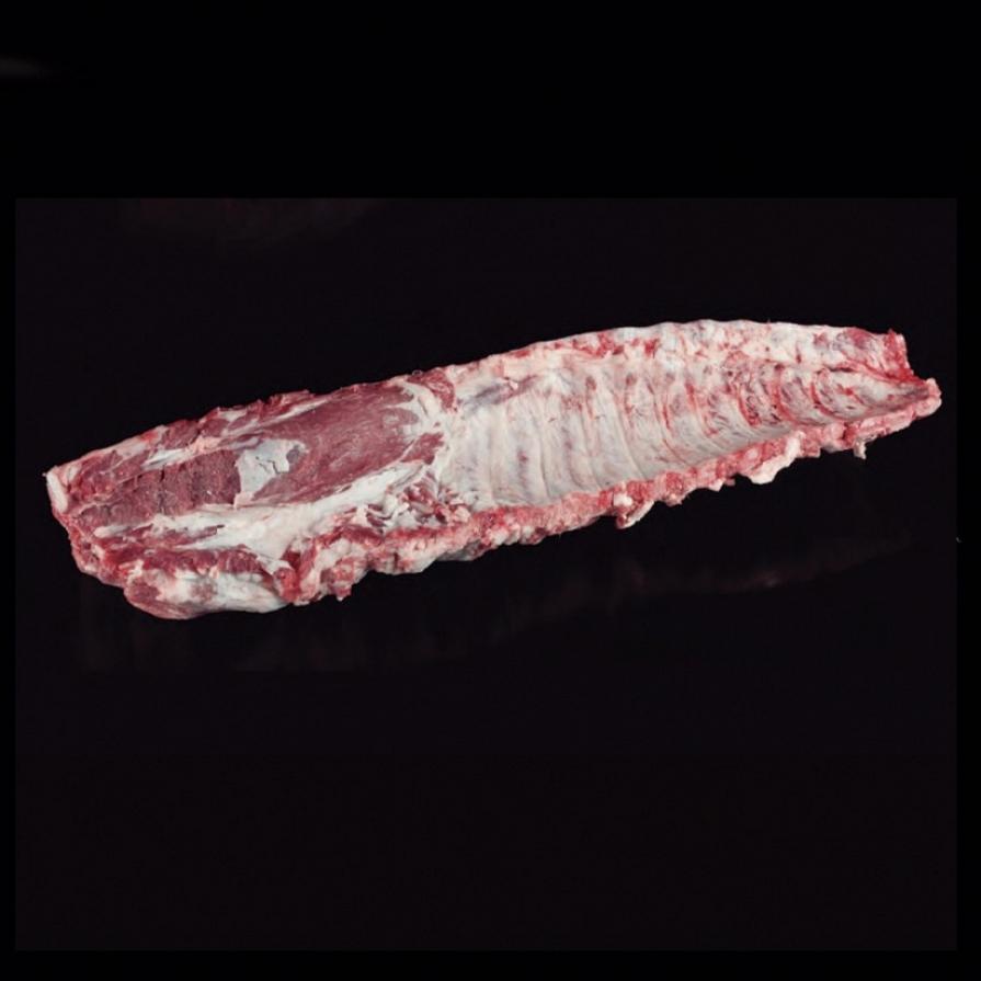 Fresh Iberian Pork Long Bone-In Loin
