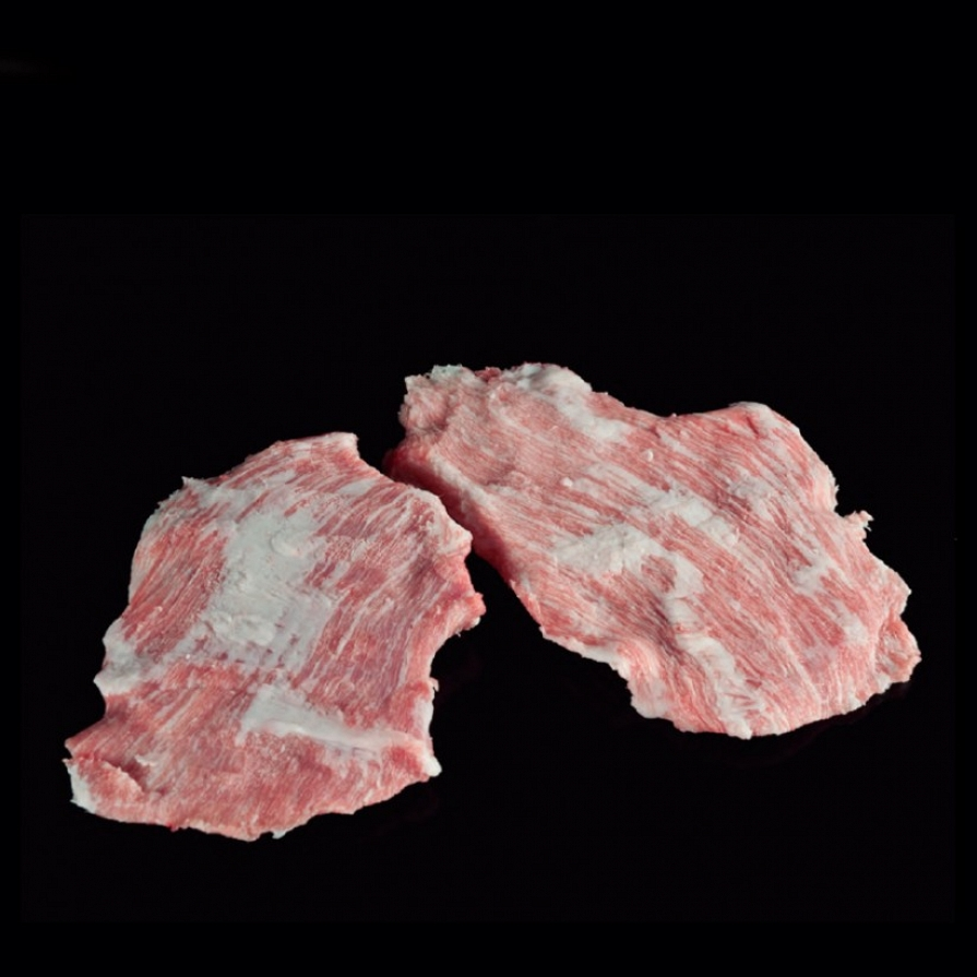 Gorge Fraîche de Porc Ibérique